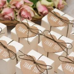 5 ιδέες για οικονομικές μπομπονιέρες γάμου και βάπτισης