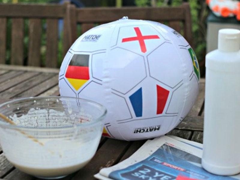 πινιατα μπαλα ποδοσφαιρου